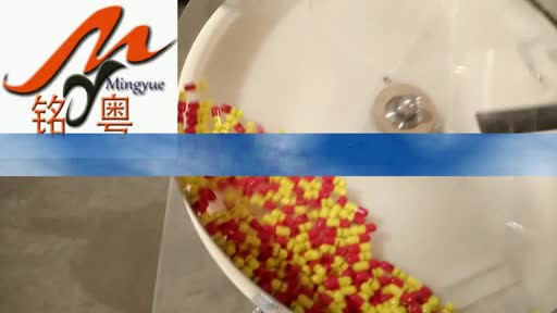 Automatic Candy Pills Capsules Troches Packing Machine Have Working Video MY-60P