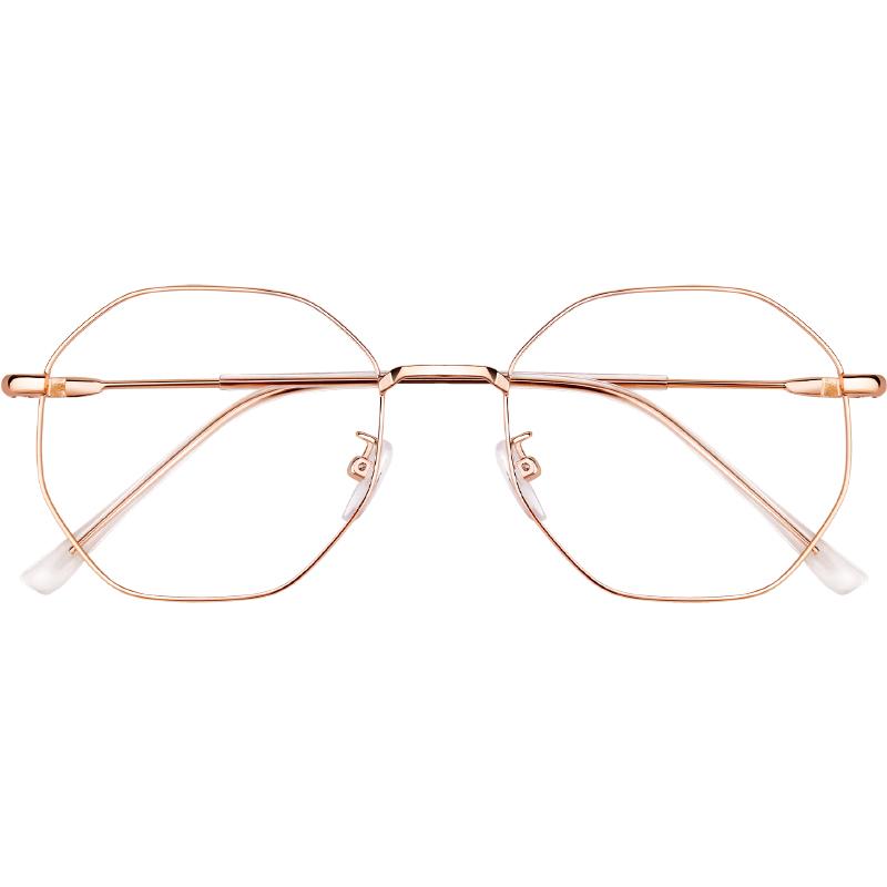 专业近视散光女定制光学网上配眼镜评价好不好