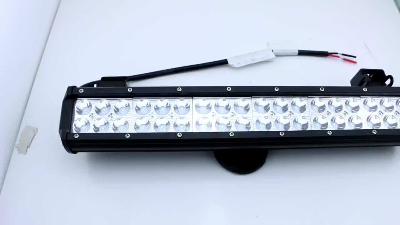 180w 28 بوصة مصباح ليد بار ل 4x4 الطرق الوعرة ، شاحنة ، الزراعية ، آلة ، الثقيلة ، قارب
