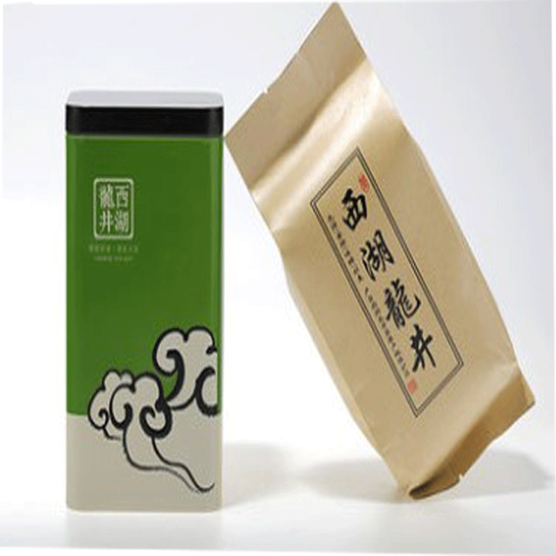 西湖龙井新茶2019龙井茶叶臻典125克罐装明前龙井茶绿茶春茶茶叶