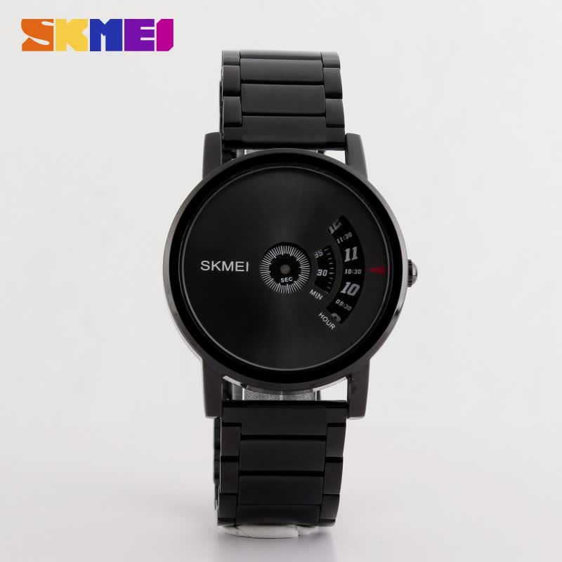 Nice Black Watches For Men Top Brand 304 Stainless Steel Fashion For Big Wrists Buy Black Watches For Men Big Mens Watches Big Wrists Nice Watch