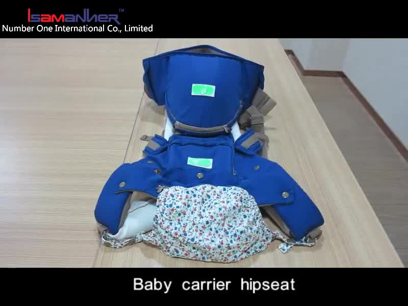 New kids carrier backpack hipseat fashion convertible baby carrier 6 in 1