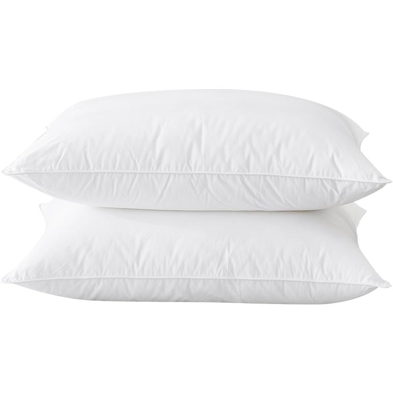 南极人枕头枕芯一对装酒店家用护颈椎枕单人双人学生宿舍整头男