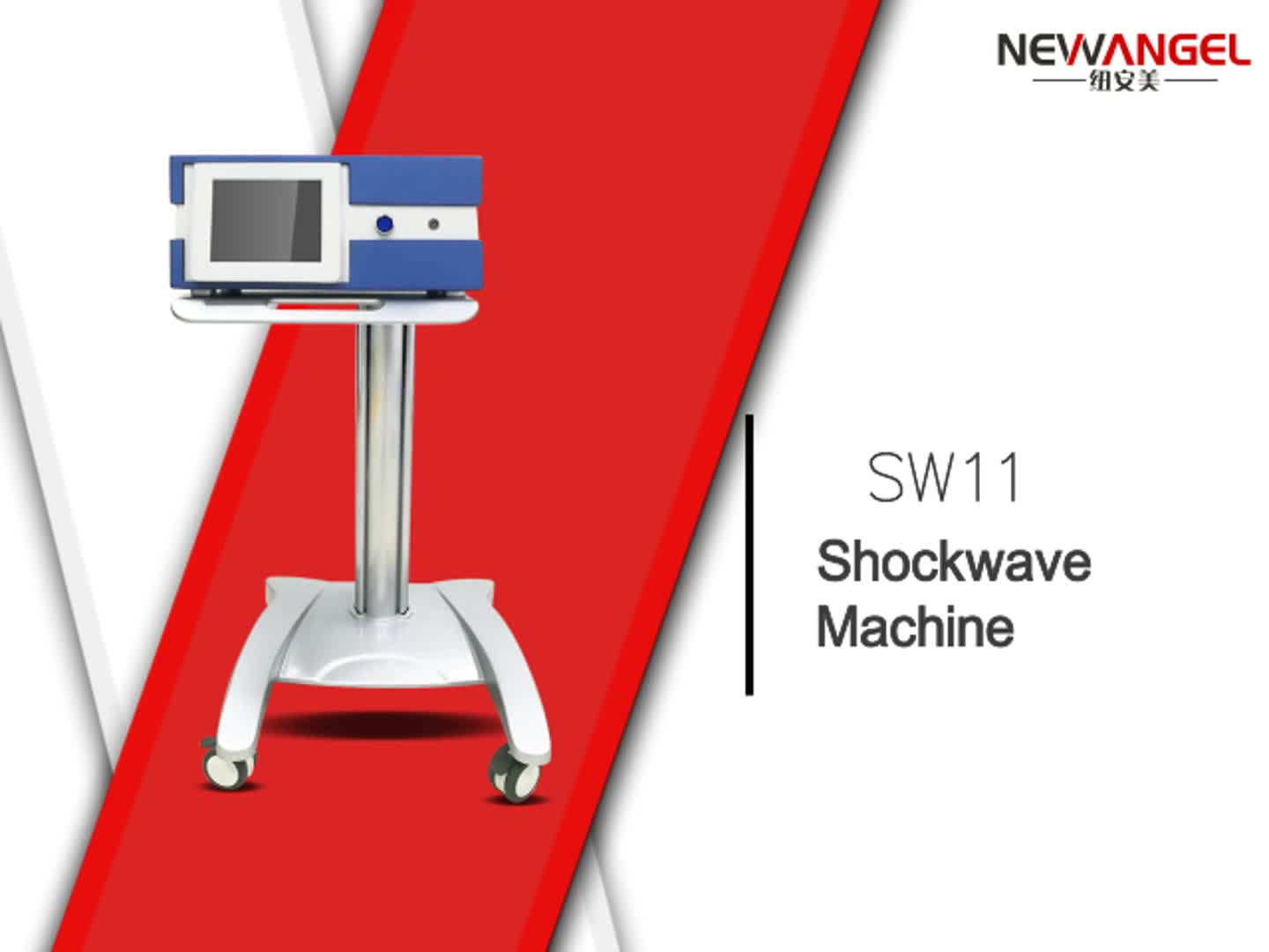 Shock wave therapy equipment medical use sw11 shockwave