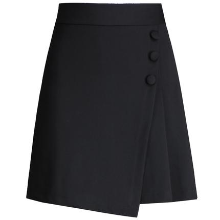夏季2019新款高腰修身显瘦半身裙