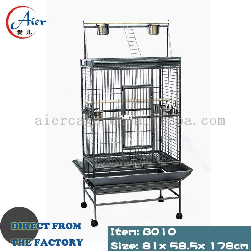 factory supply metal big bird cages