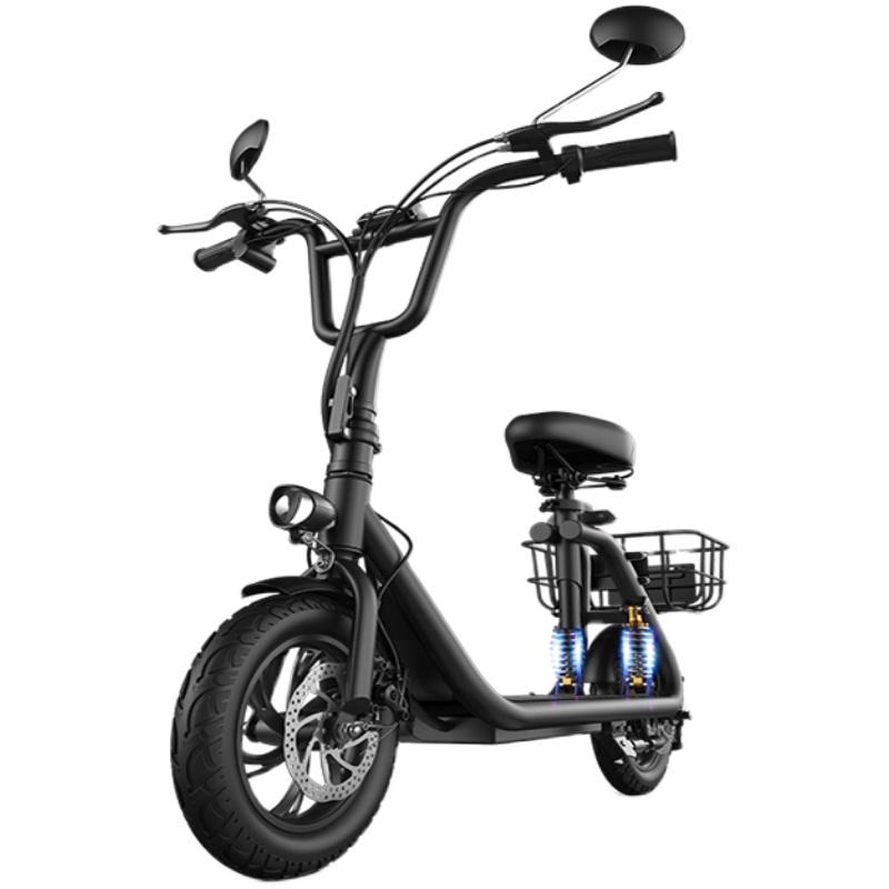 bremer电动滑板车小型折叠电动车
