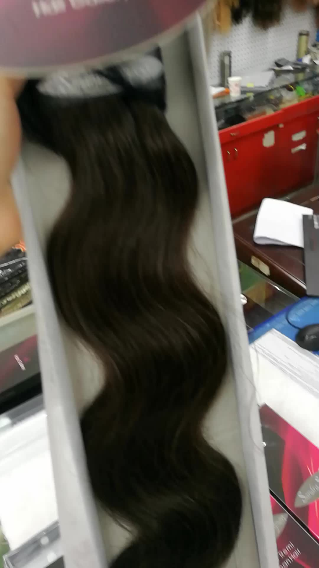"""Promotion! 100%human hair weft Body wave 18"""" and 22"""" 4#,8a cheap virgin brazilian body wave hair"""