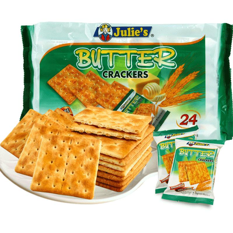 马来西亚进口苏打饼600g