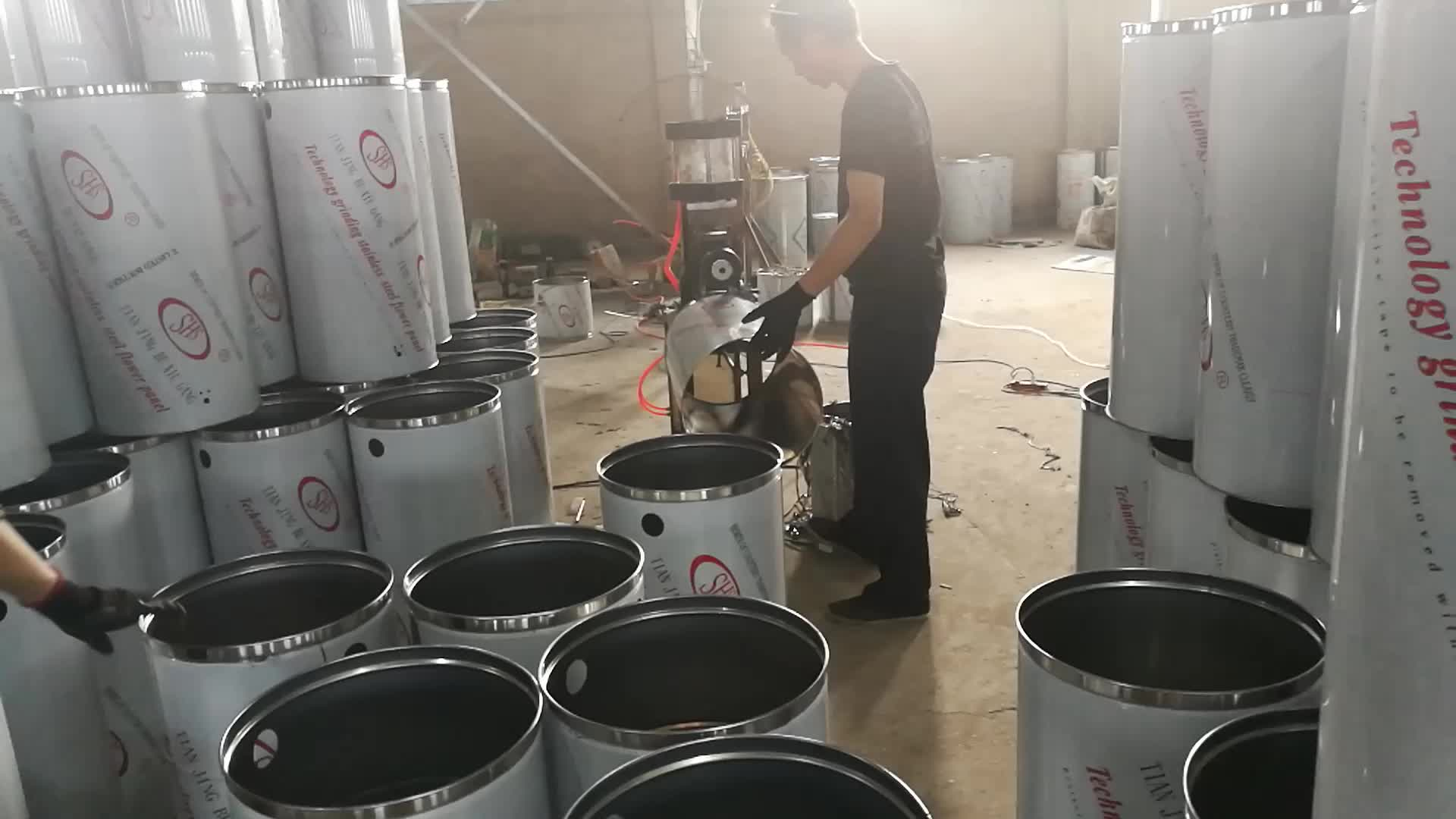 electric 8 frames radial honey extractor with CE certificate