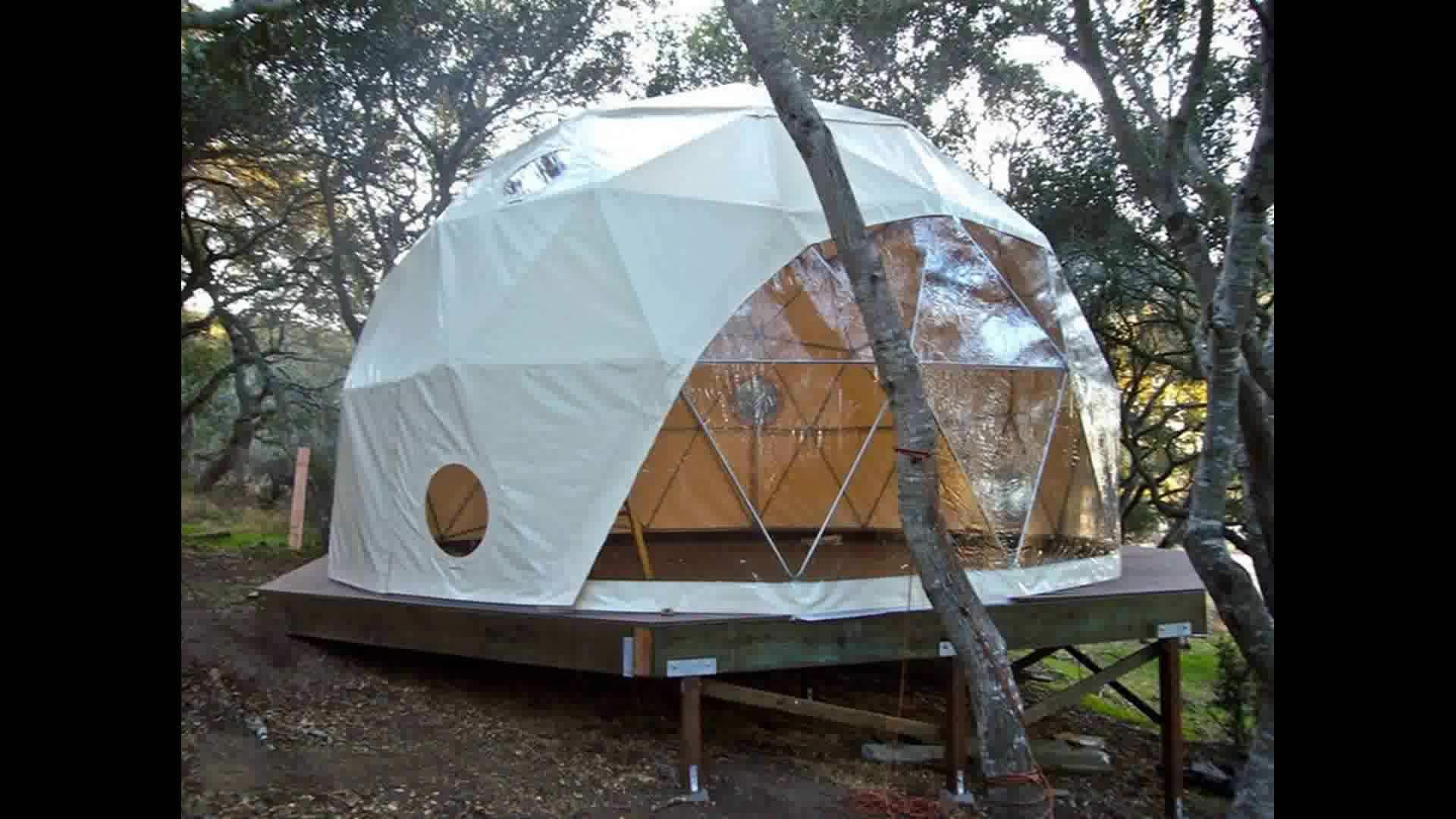 Unique Glass Geodesic Dome For Sale With High Quality