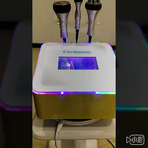 AU-40 Hot Sale Hot Vacuum RF Infrared Cavitation RF Body Massager Machine