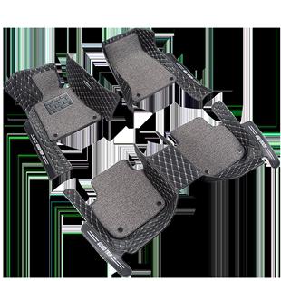全包圍汽車腳墊適用北京現代ix35名圖朗動領動ix25伊蘭特瑞納悦動