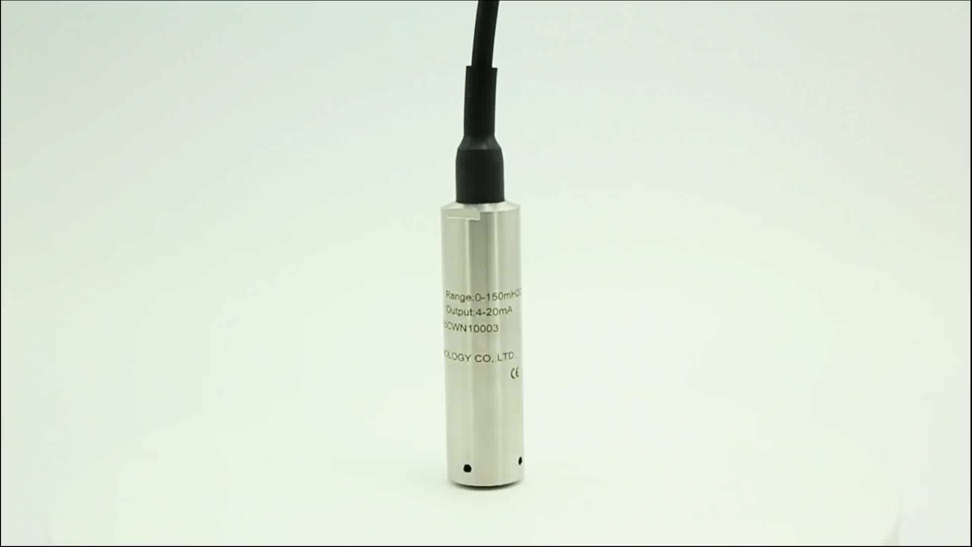 Good Price Durable Submersible Liquid Level Transmitter, Hydrostatic Water Level Sensor Probe