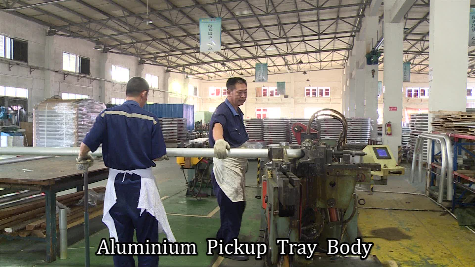 aluminium ute body tray