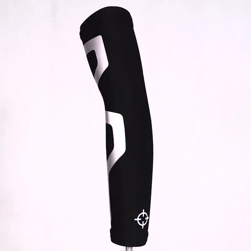 Fashion Basketball Compression Arm Sleeve for Running Badminton Cycling Climbing Hiking and Roller Skating