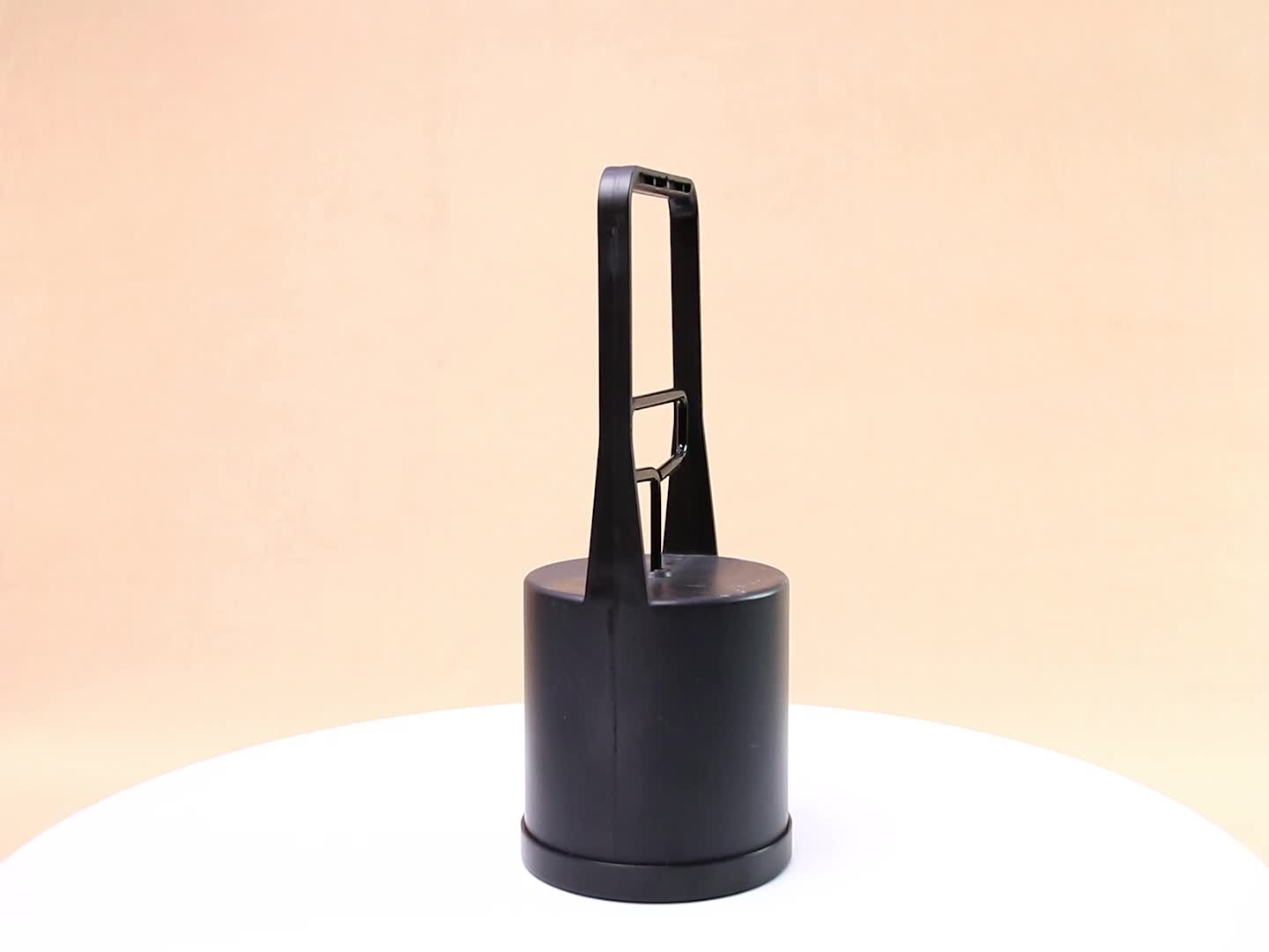 35LBS Manual Magnetic Pick Up Tool for Collecting Small Magnets & Quick Release