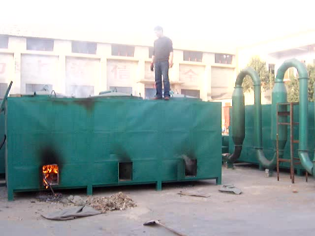 Environment friendly carbonization furnace for barbecue wood carbonization furnace with good price