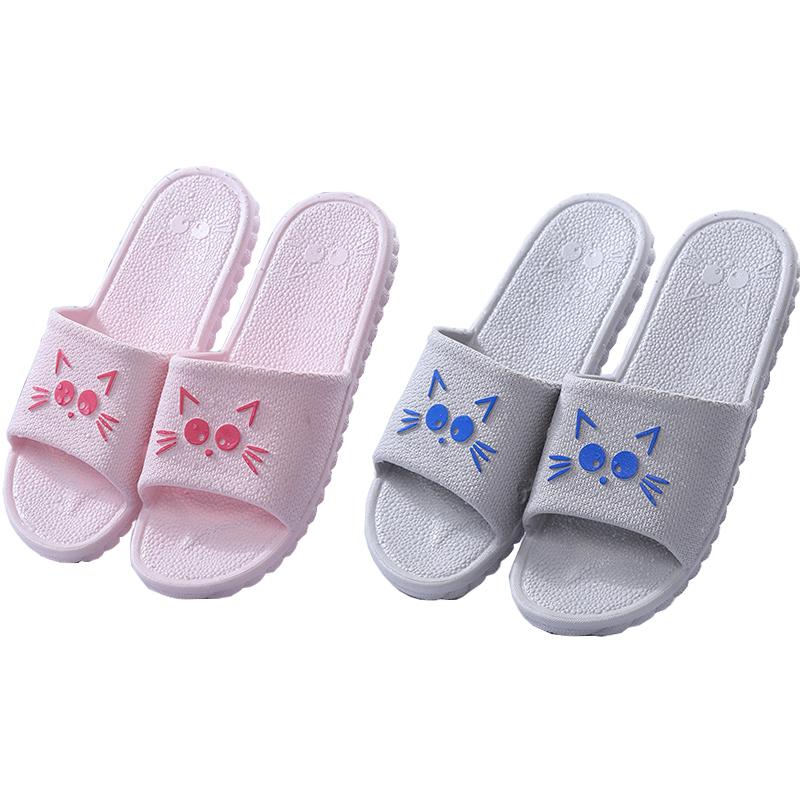 家居女夏天浴室居家室内情侣凉拖鞋评价如何