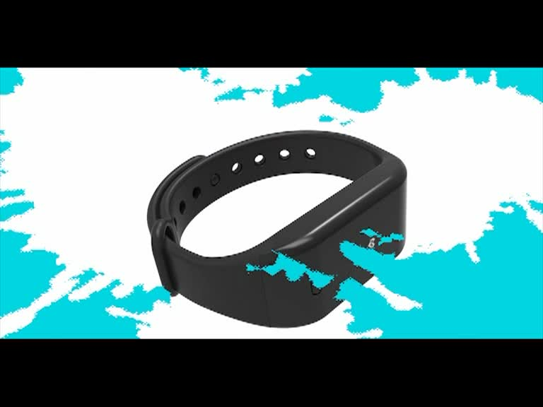 2018 new arrivals High Precision Custom Logo Waterproof Smart Bracelet Fitness Tracker with heart rate