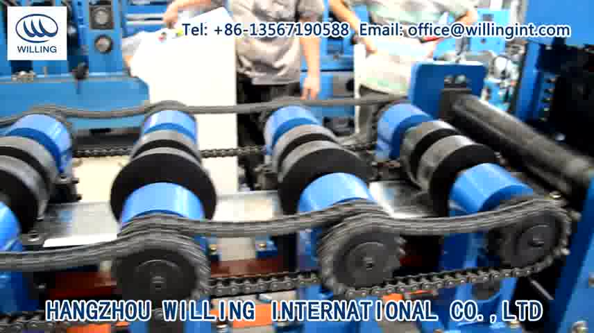 building material steel frame & C Z Purlin Tile making machinery