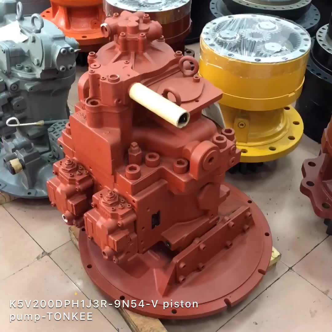 K5V200DPH hydraulic pump SK450 SK480 hydraulic pump for KOBELCO