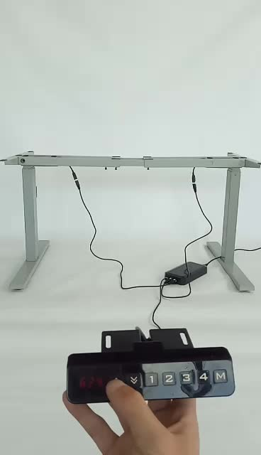 Adjustable Height Standing Desk Electric Height Adjustable
