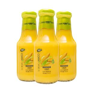 佰恩氏鲜榨玉米汁nfc谷物*蔬果汁