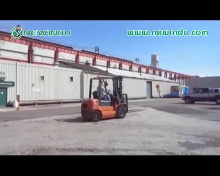 Heli CPD35 Forklift Truck Electric Forklift Price Electric Forklift