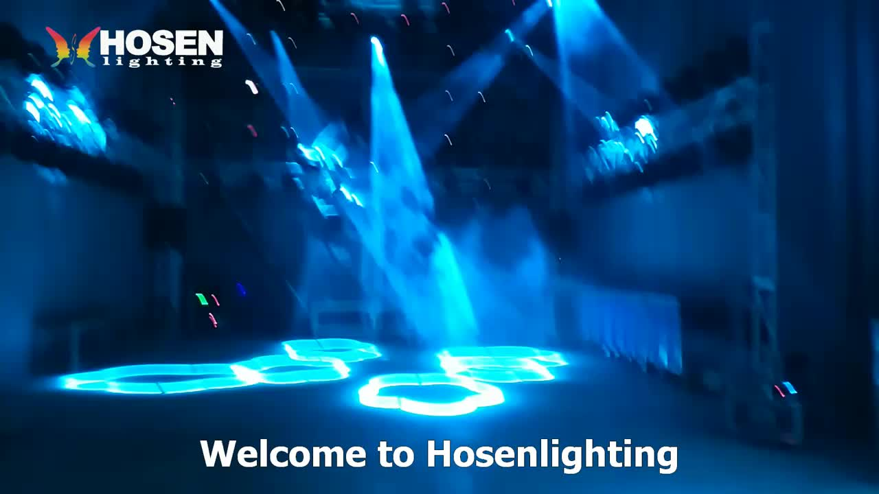 New Design 230W led spot gobo beam moving head light with Zoom