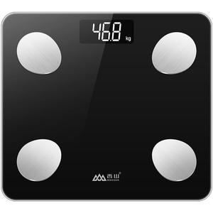 香山精准家用体脂称充电智能电子秤