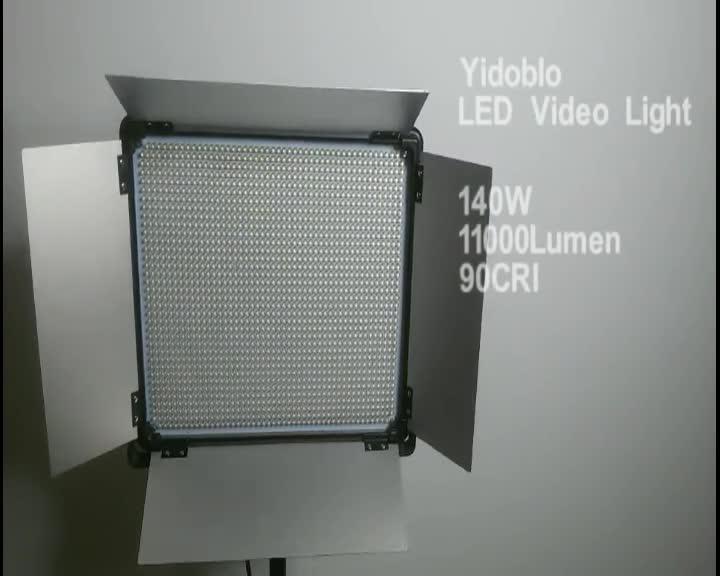 Профессиональный комплект освещения для видеосъемки со светодиодной подставкой для камеры, оборудование для освещения пленкой