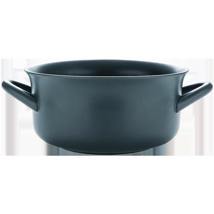 即物北欧风家用陶瓷餐具单个泡面碗