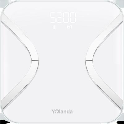 云康宝体脂秤 华为智能家居体脂称人体秤专业测脂肪家用智能小型精准充电减肥减脂电子秤体重秤连手机yolanda