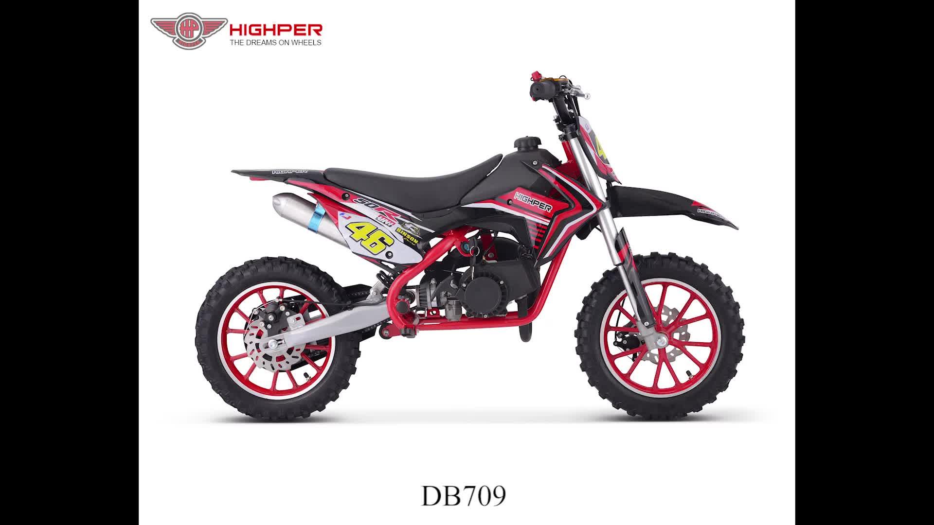 Mini Moto มอเตอร์ไซค์ Moto CROSS สำหรับเด็ก,49cc 50cc 2 จังหวะ MINI Dirt BIKE,รถจักรยานยนต์,