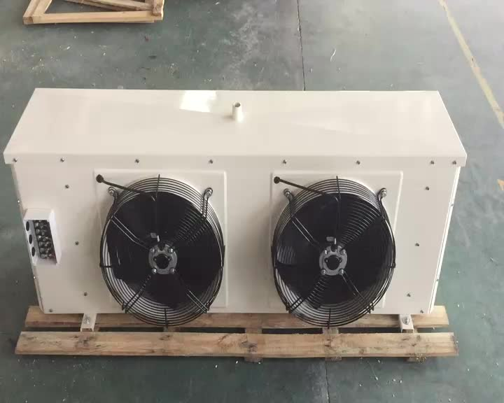 Evaporative Condensing Unit : Roof mounted evaporative air cooler for condensing unit