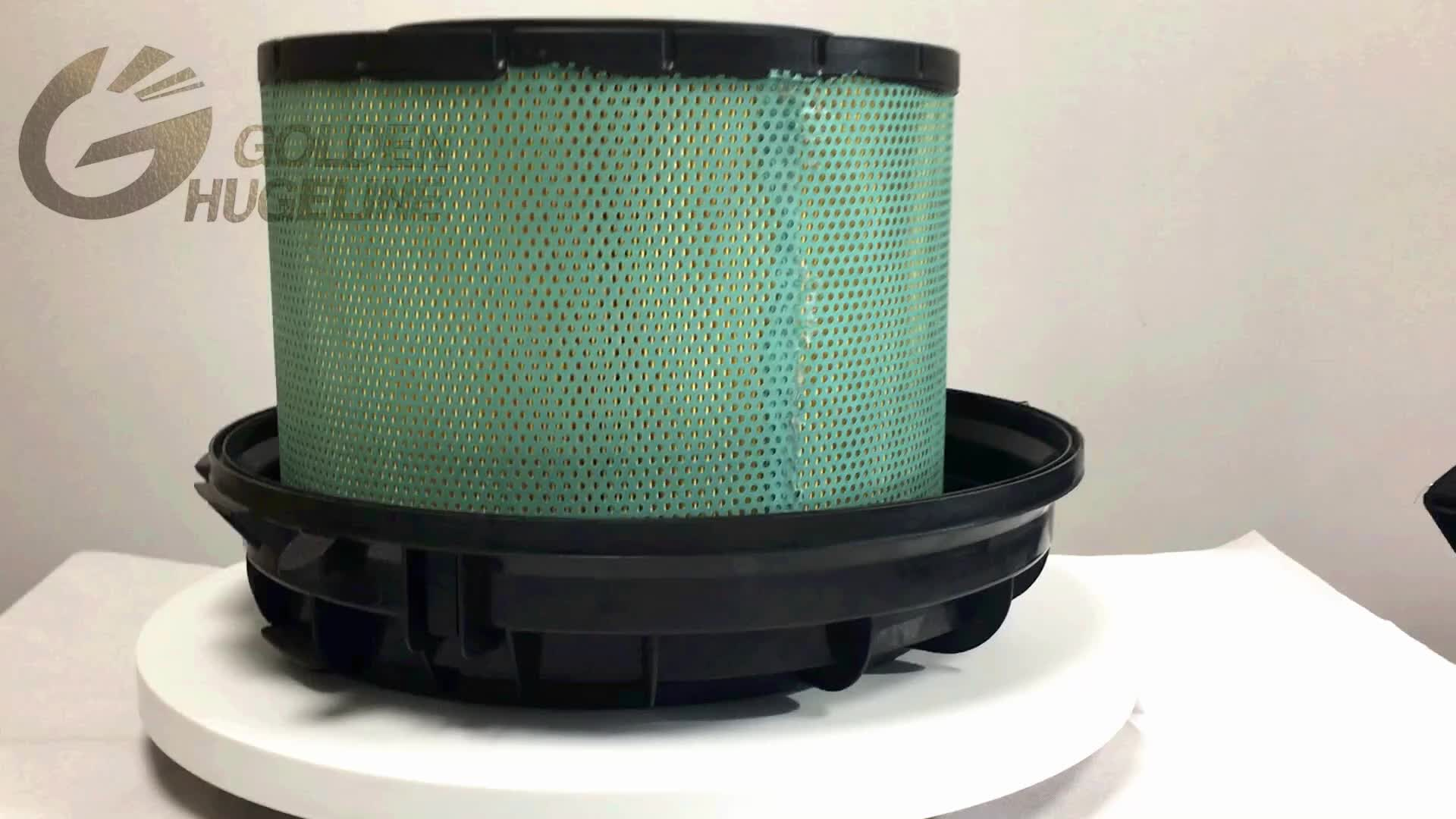 High quality replacement filter E497L 0040942404 C411776 AF26165 truck air filter