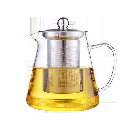 玻璃茶具套装家用过滤泡茶壶水壶