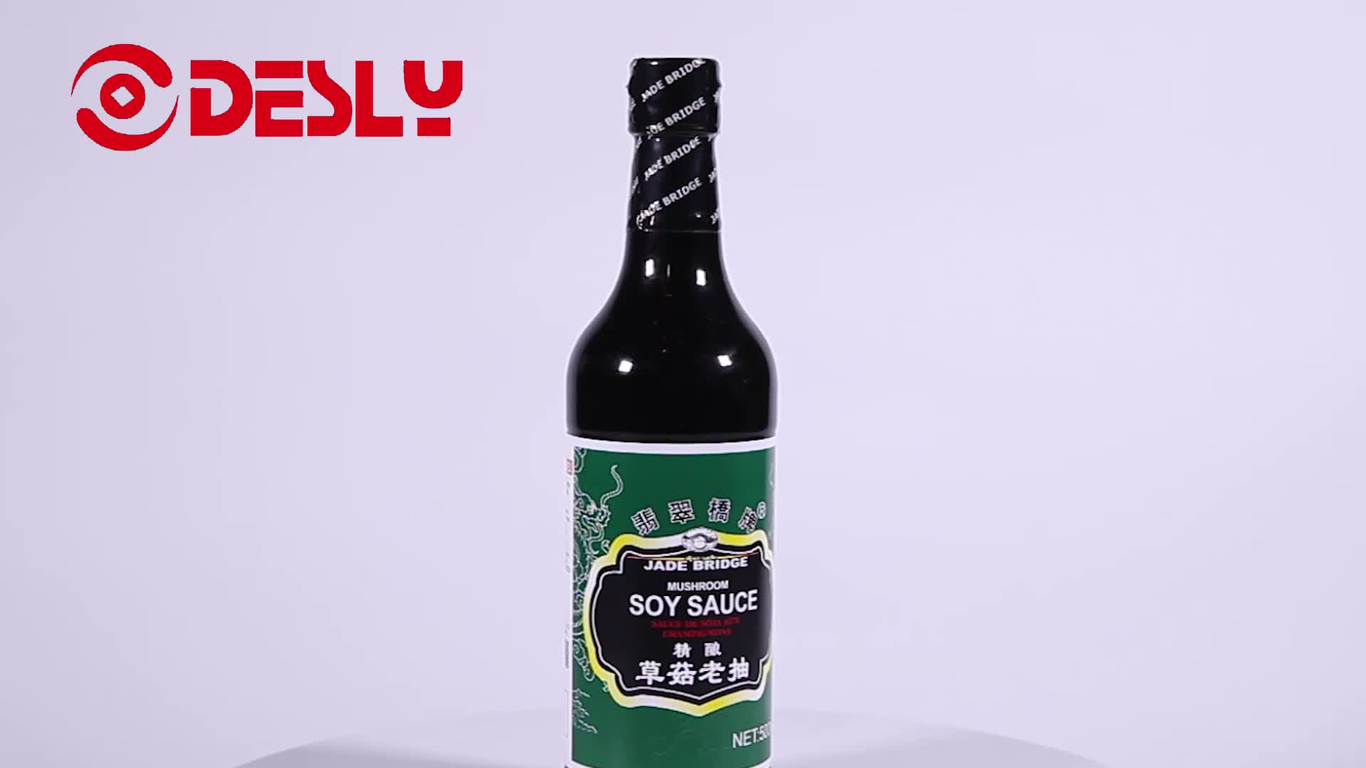 Kosher Certified Naturally Brewed 150ml Mushroom tamari Soy Sauce