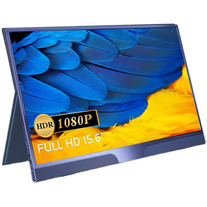 15.6英寸便携显示器qled屏英特盒质量如何