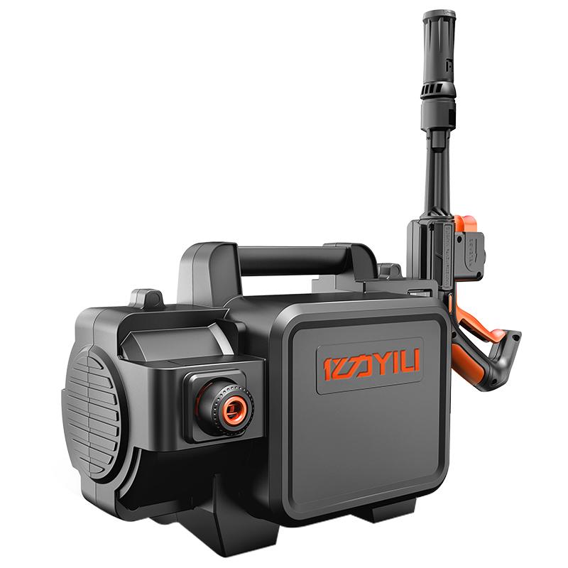亿力高压家用220v水泵便携洗车机好用吗
