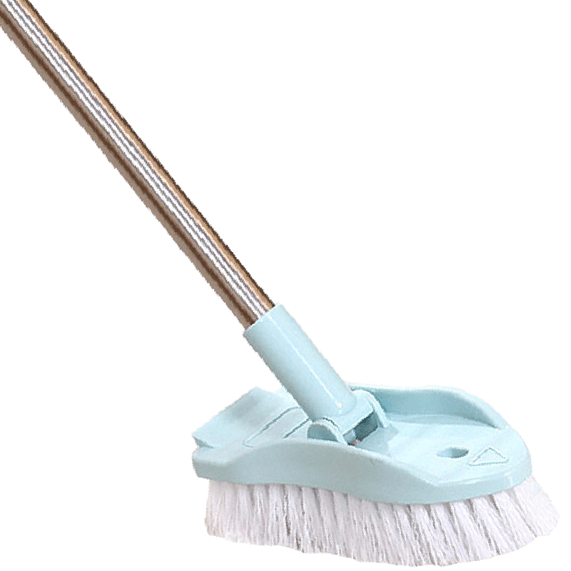 长柄刷子家用浴室瓷砖刷卫生间地砖地板刷硬毛死角清洁厕所刷神器