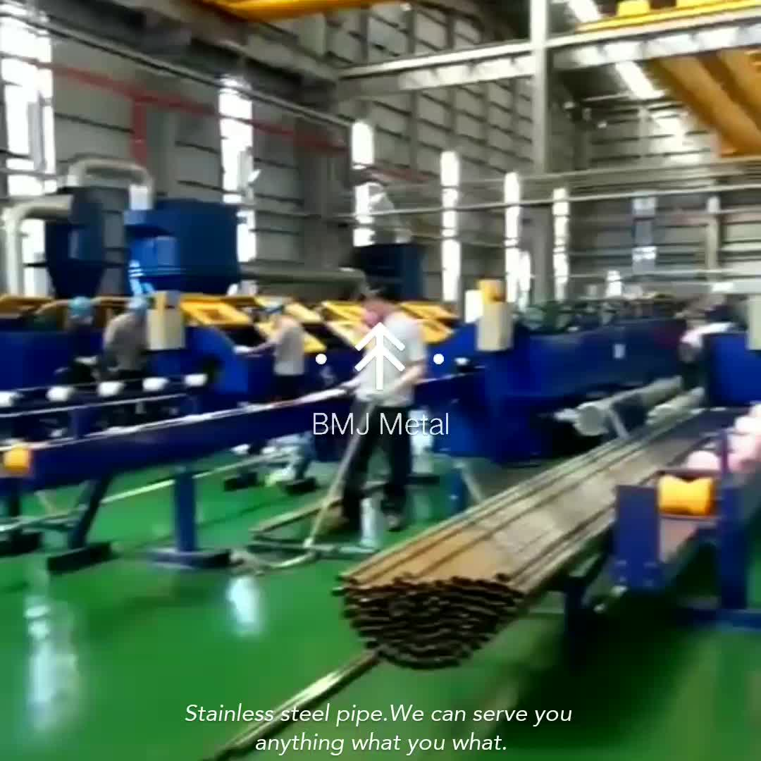201 304 304l 316 316l 430 2 Inch Seamless Stainless Steel Pipe