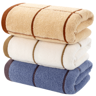 南极人 纯棉毛巾 3条 22元包邮