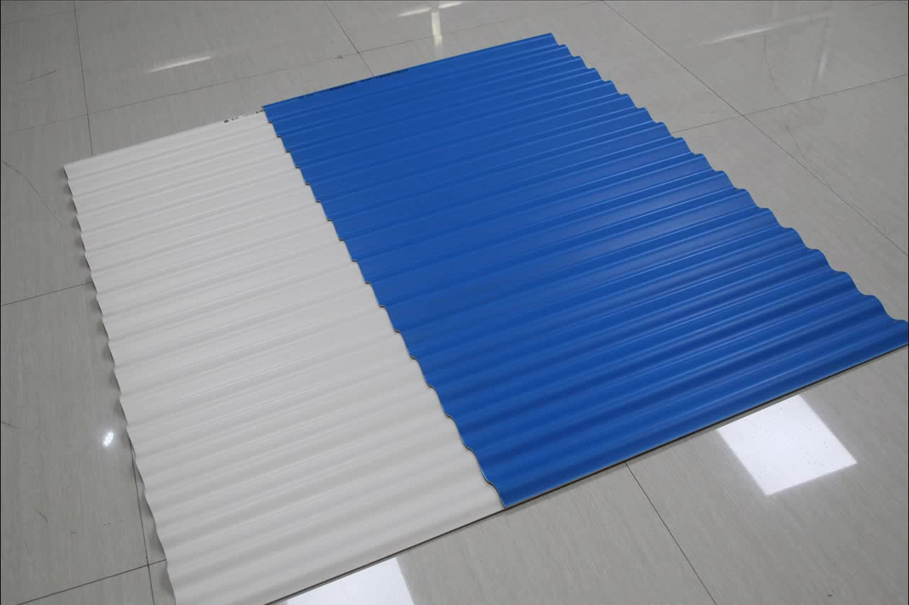Upvc House Cover Construction Material Roof Sheet Buy