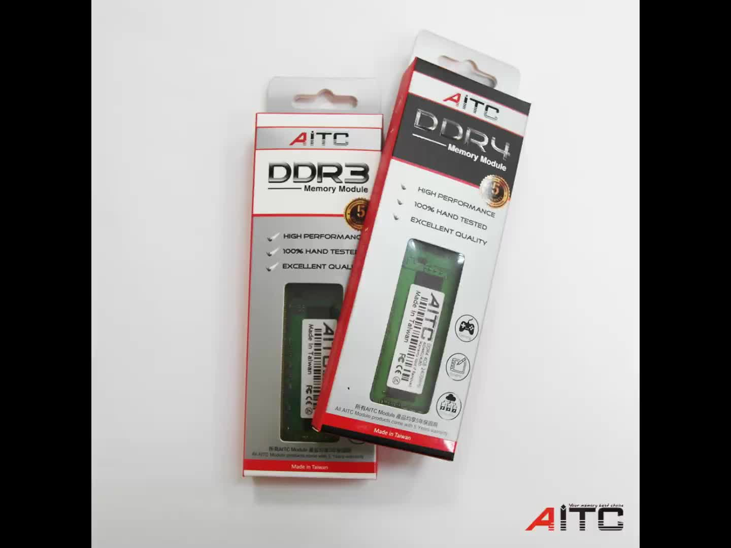 Wholesale Best selling AITC sodimm ram ddr3 4gb 1600mhz computer memory