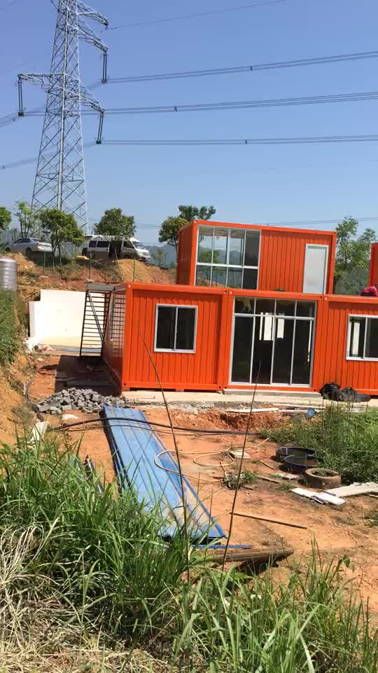 Modern design modified convenient prefab shipping container homes house for sale in usa buy - Container homes for sale in usa ...