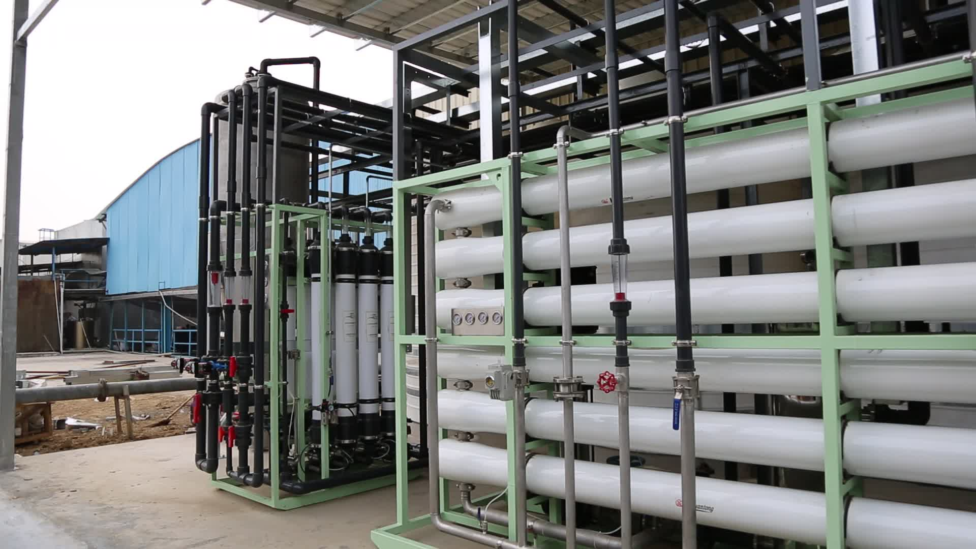 PENGKAIl Industrial  Effluent Waste Water Treatment Plant  System