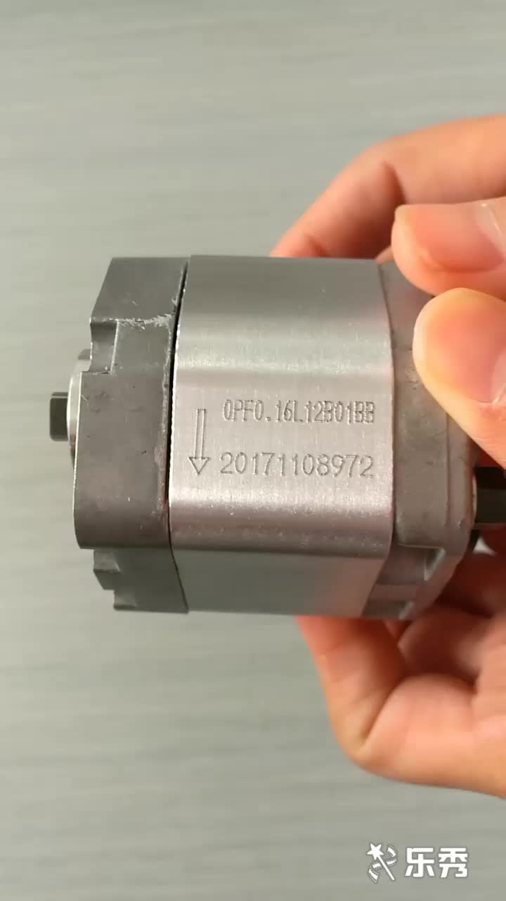 hot selling mini hydraulic gear pump from China hydraulic pump manufacturers