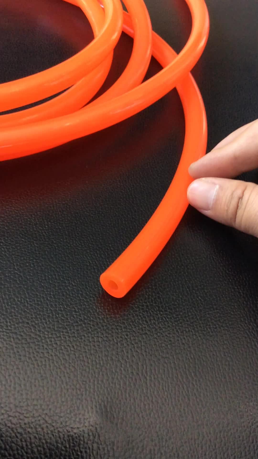 Hollow vòng polyurethane PU Vành Đai ở mức giá thấp